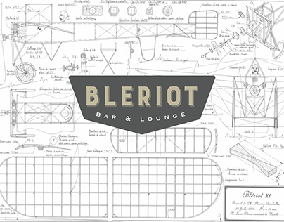 BLERIOT | Airport Bar & Lounge