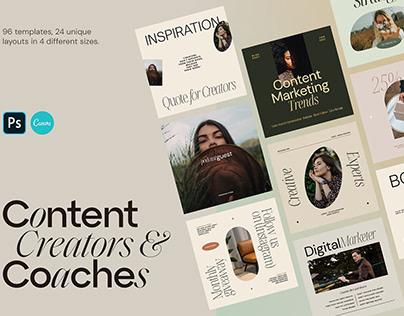 Content Creators Instagram