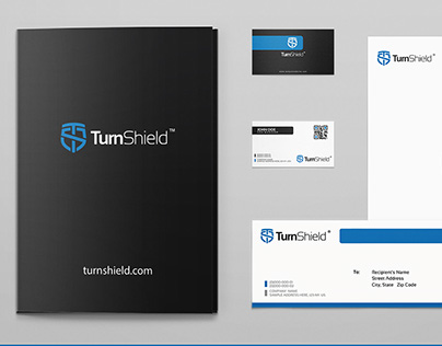 Turn Shield - Branding