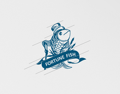"Corporate identity ""Fortune Fish"""