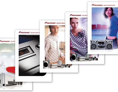 Pioneer Product Range Brochures