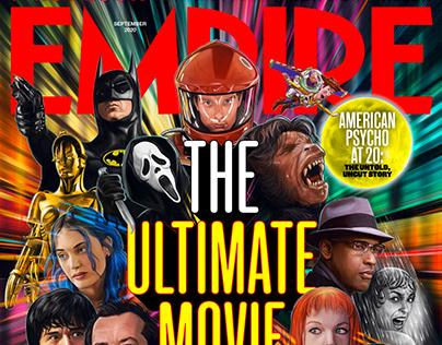 Empire Magazine Newsstand Cover