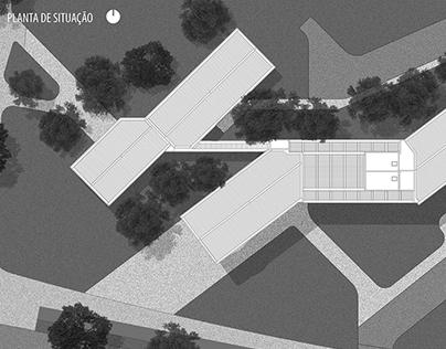 Projeto de Edifício Galeria [Acadêmico]