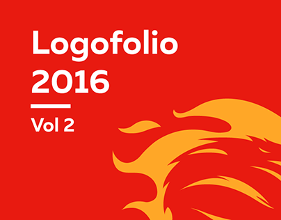 Logofolio 2016, Vol 2