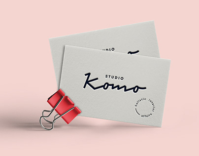 Studio Komo | Corporate Design & Website