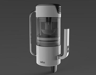 Braun Vacuum Cleaner