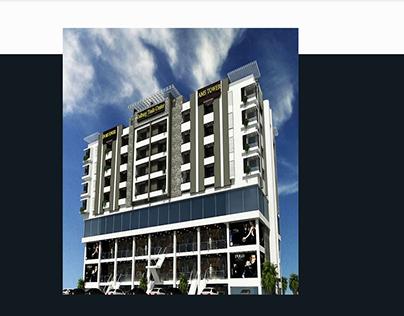 web Design- Real estate business-Adob XD