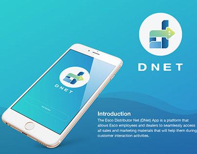 DNET. Mobile App