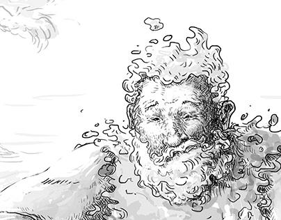 Inktober sketches (2)
