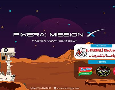 Pixera: Mission X