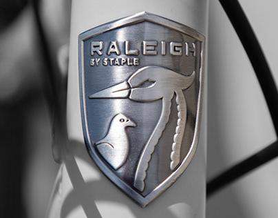 Jeff Staple x Raleigh Collaboration