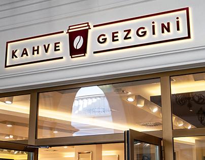 Kahve Gezgini Logo