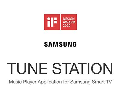 Tune Station | iF Design Award 2020