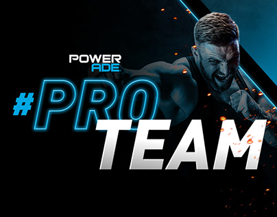 POWERADE // PRO TEAM