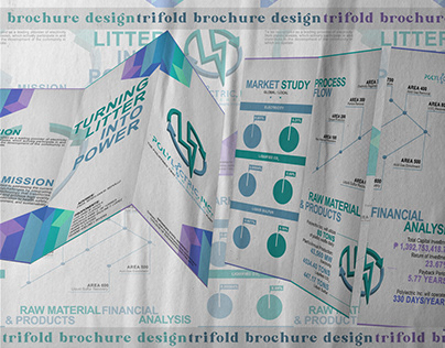 research trifold brochure