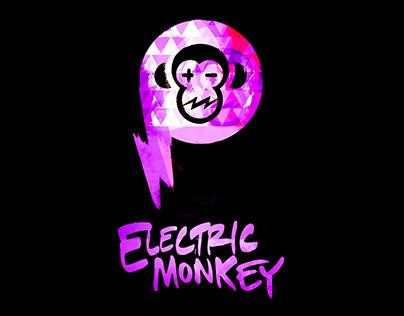 Electric Monkey – Teen Imprint Rebrand