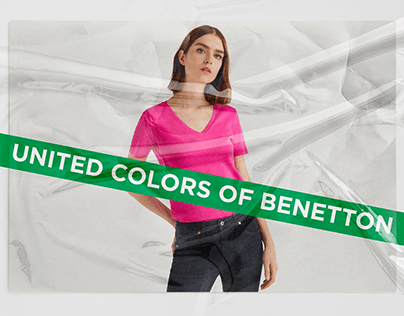 UNITED COLORS OF BENETTON REDESIGN