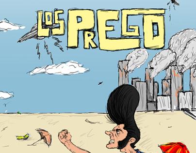 Los Prego - Demo Album Art
