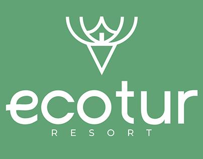 Ecotur Resort - Logo Design
