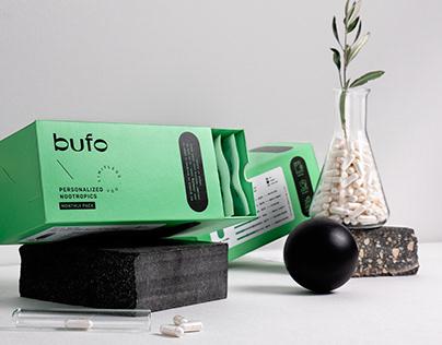 BUFO – personal brain supplements