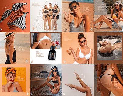 Social Media - Studio de Bronze 2020