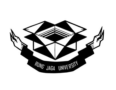 RUNG JAGA UNIVERSITY LOGO