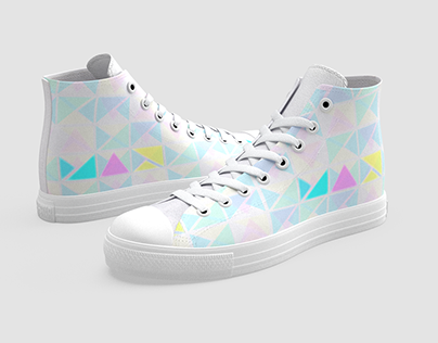 #AdobeMAXJapan Sneakers Design
