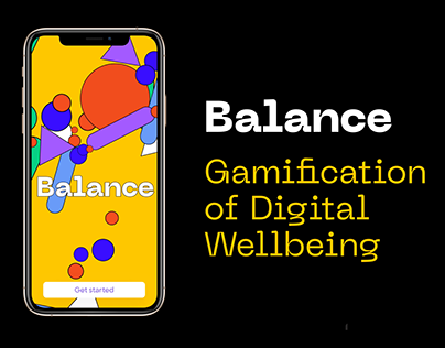 Balance: Gamification of Digital Wellbeing