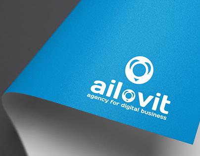 Ailovit | Logo design