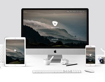Tim Stanzel Website