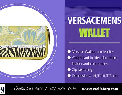 Versacemens Wallet | 00113215863704 | walletery.com
