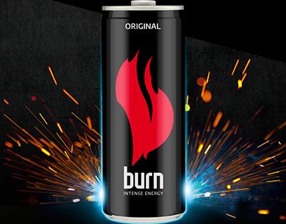 Burn - Restyling Logo