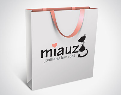 Miauz - joalharia low cost (corporate design)