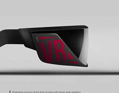 PORTAL VR Headset - Styling