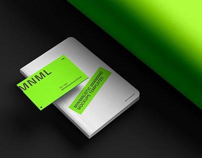 MNML / Branding Mockups