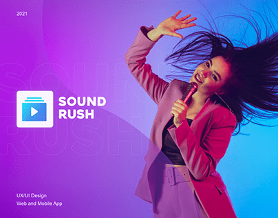 Sound Rush Music App