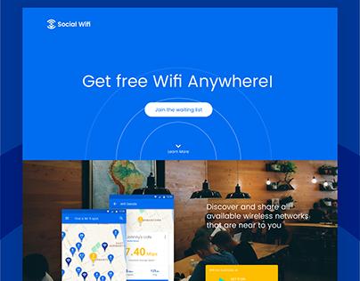 Social Wifi | Product Design