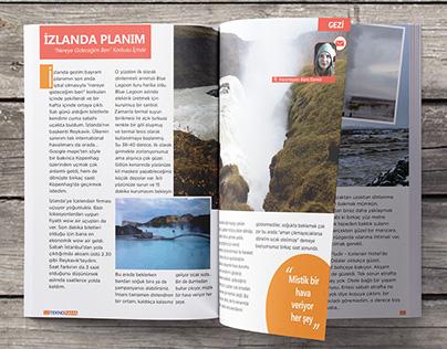 Magazine Travelling