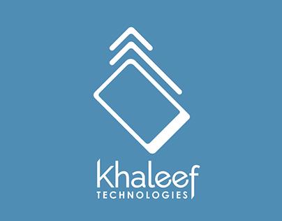 Logo Branding - Khaleef Tech