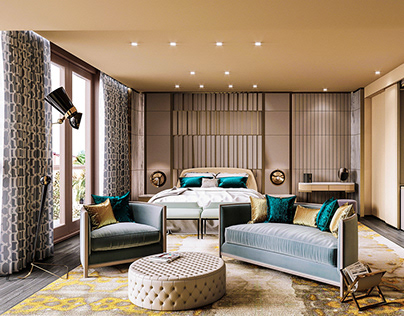 2016 Interior Viz Luxury House