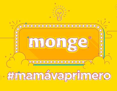 Caso Gran Effie 2015, Monge - Mamá va Primero