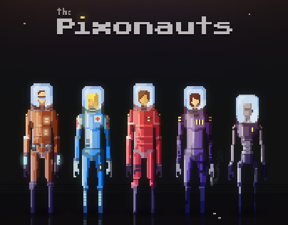 The Pixonauts