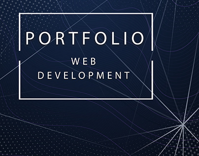 Portfolio Designs: Web Developer