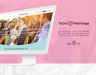 TO DO MARIAGE - WEDDING PLANNIN & MANAGEMENT PLATFORM