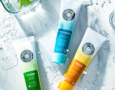 Green Feel's - Experiential Toothpastes