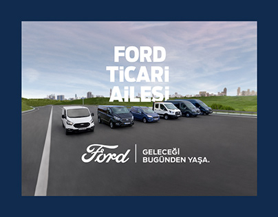 Ford Ticari Ailesi - Lansman