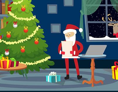 Recruiters help Santa