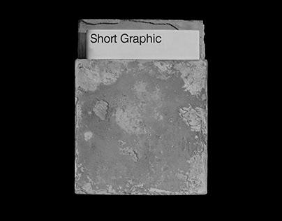 The ridiculous book jacket - Short Graphic Portfolio