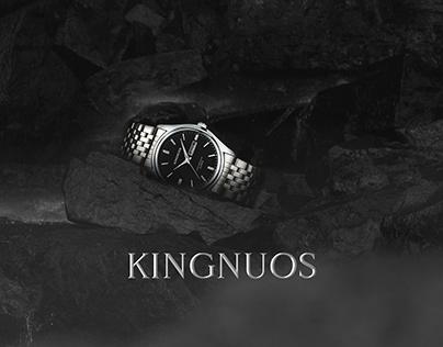 KINGNUOS | Marque Aliexpress en marque de luxe 💎