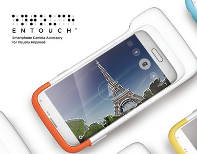 Entouch : Camera Accessory for Visually Impaired